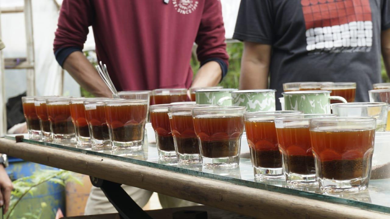 Mengenal cita rasa kopi dari berbagai wilayah nusantara (dok. Sarah/ Tim Lasak)