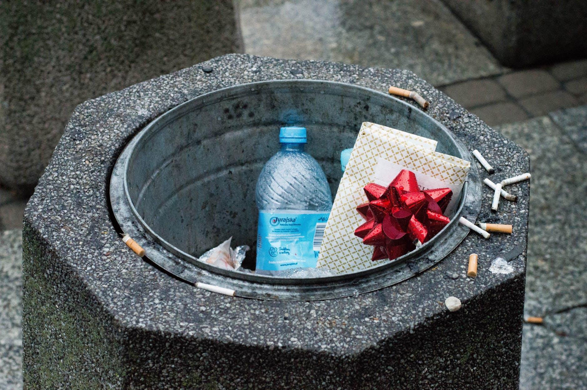 Sampah Puntung Rokok Paling Banyak Ditemukan di Lautan