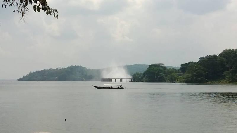 Waduk Jatiluhur di Purwakarta (dok. istimewa)