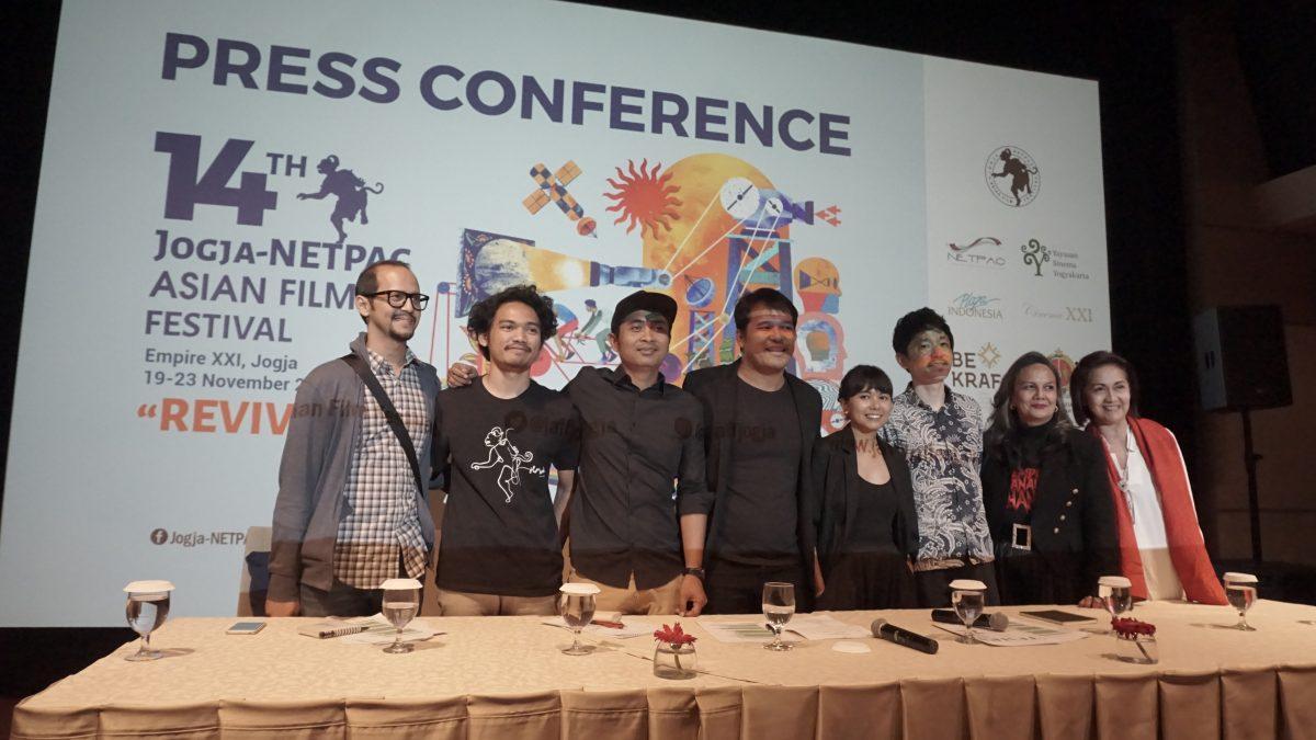 Tema Revival JAFF 2019 Ingin Perkenalkan Identitas Asia Lewat Film