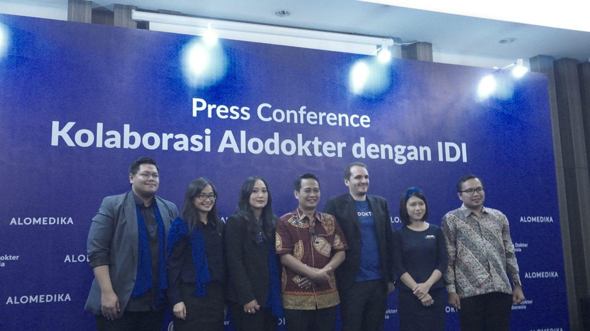 Kerjasama Alodokter dan IDI Berikan Kemudahan Dokter Dapatkan SPK