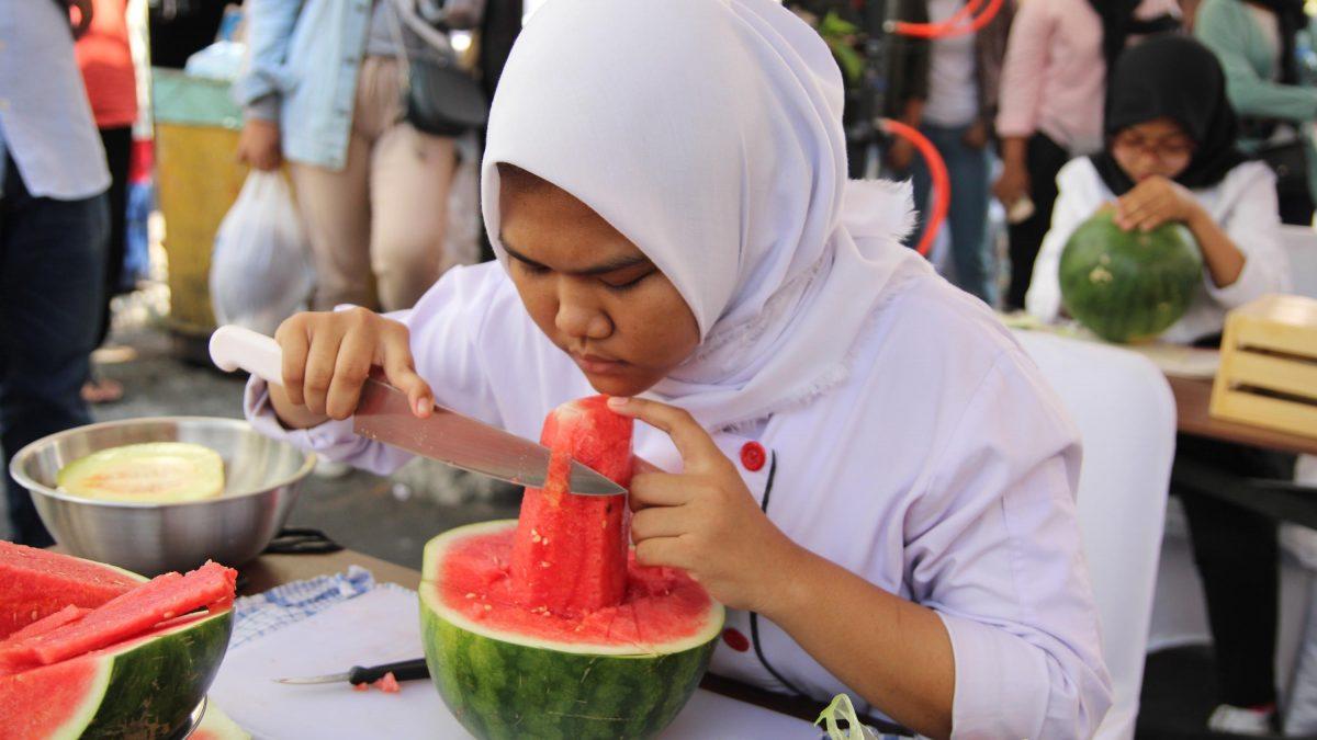 FKN 2019 Hadirkan Budaya Dan Kuliner Campuran Khas Betawi