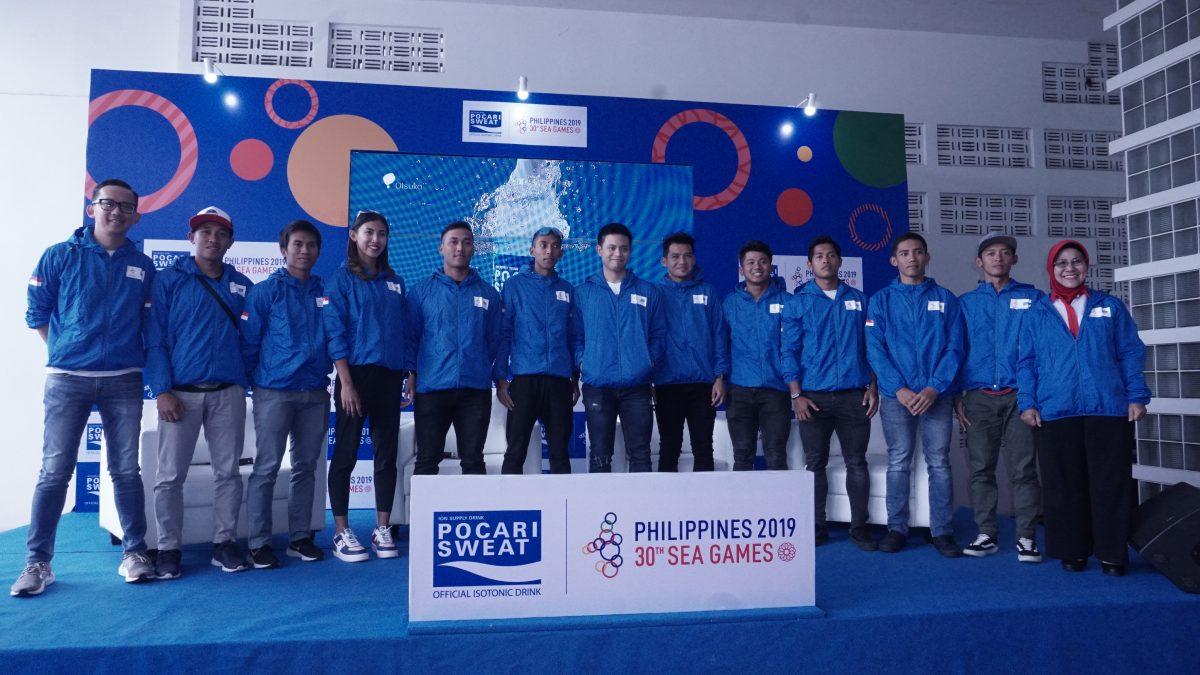 Pocari Sweat Kenalkan Witan Sulaiman Sebagai Brand Ambassador Untuk Sea Games 2019