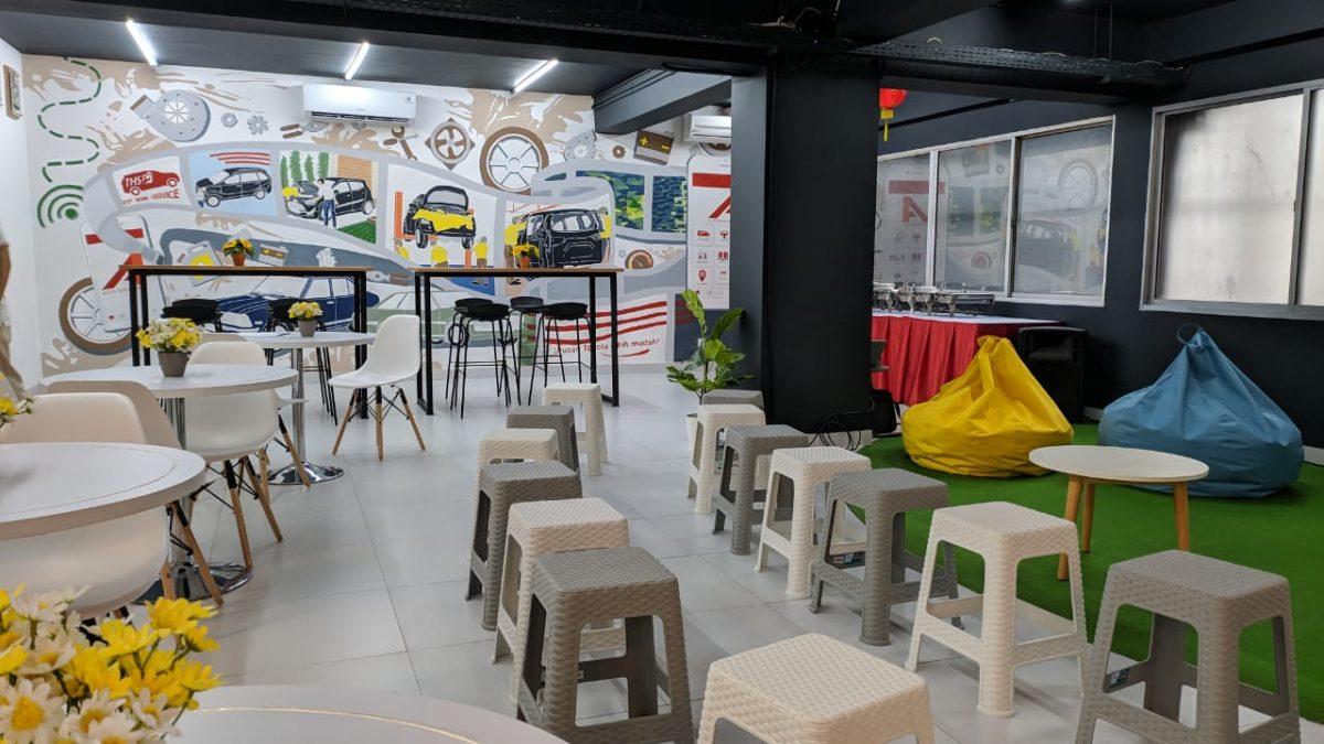 Showroom mobil Auto2000 Glodok Plaza – Showroom Millenial