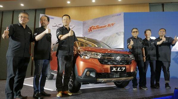 XL-7 Resmi Mengaspal di Indonesia