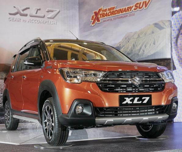 XL7 - The New Extraordinary SUV (dok. Ardiyan)