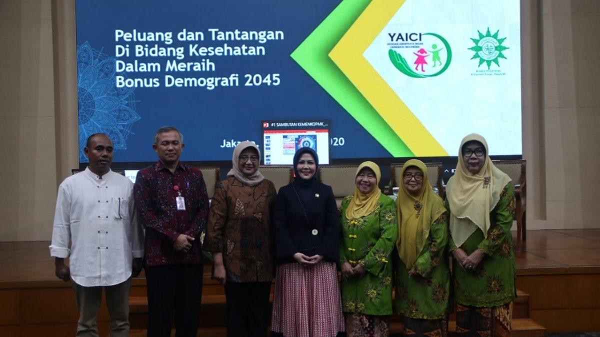 YAICI dan Aisyiyah Gelar Seminar Nasional Bahas SKM dan Stunting