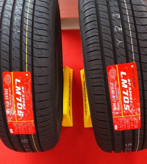 Produk Terbaru Dunlop SP Sport LM705 Resmi Dijual Bulan Ini