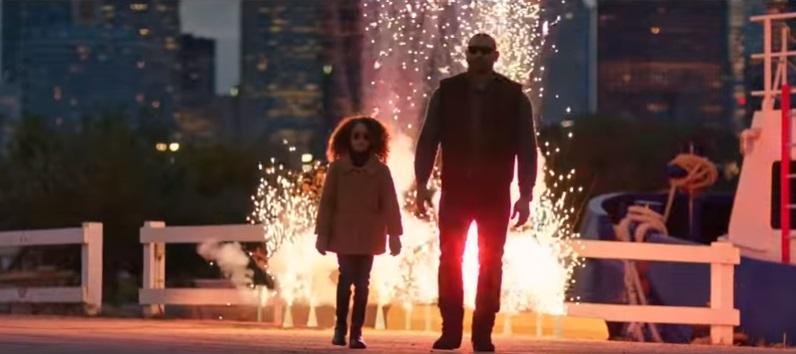 Dave Bautista Beradu Akting Dengan Aktris Remaja Di My Spy