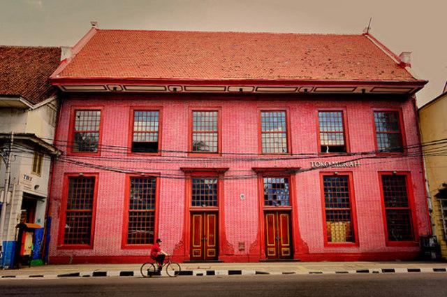 Menjelajah Sejarah Di Pecinan Jakarta