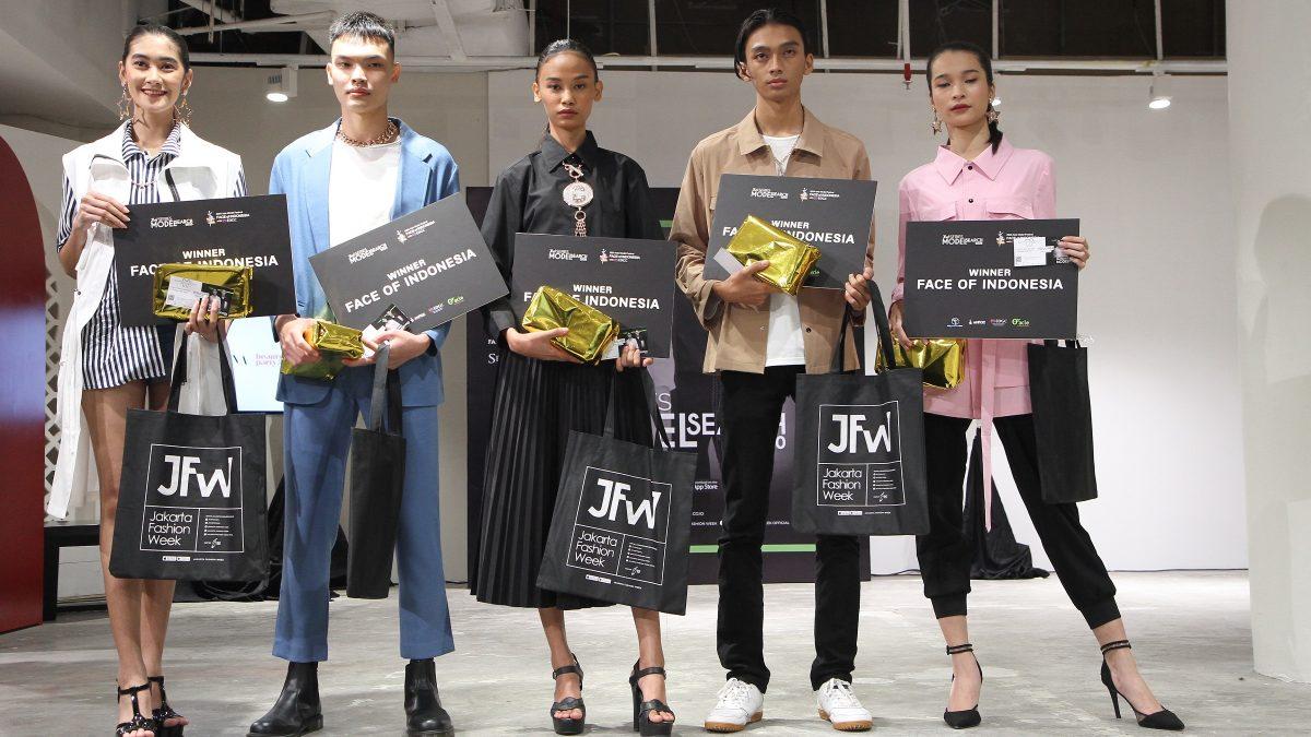 JFW Model Search 2021 Rampungkan Audisi Terakhir Di Jakarta