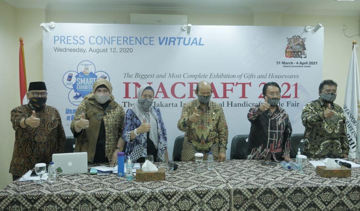 INACRAFT Ke-22 Angkat Tema Smart Exhibition Dan Aceh Sebagai Ikon