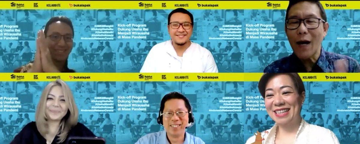 Teknologi Digital Bentuk Dukungan Untuk Kartini Indonesia Jadi Wirausaha