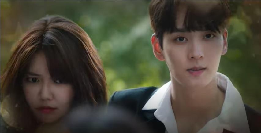 Drama Anti-fan Rilis Poster Tampilkan Tae-joon dan Soo-young