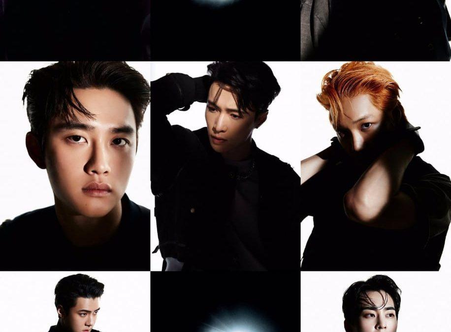 """Lama Dinantikan EXO Siap Comeback Dengan """"Don't Fight The Feeling"""""""