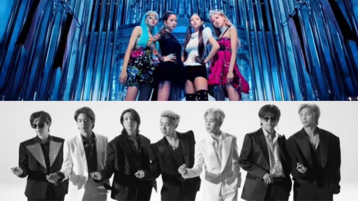 Blackpink dan BTS Tuai Prestasi Dengan Viewers Fantastis Di YouTube