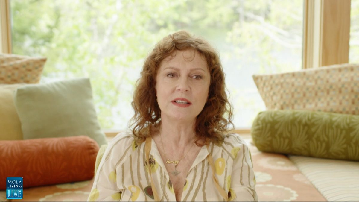 Susan Sarandon Cerita Perannya Sebagai Aktris & Aktivis Di Mola Living